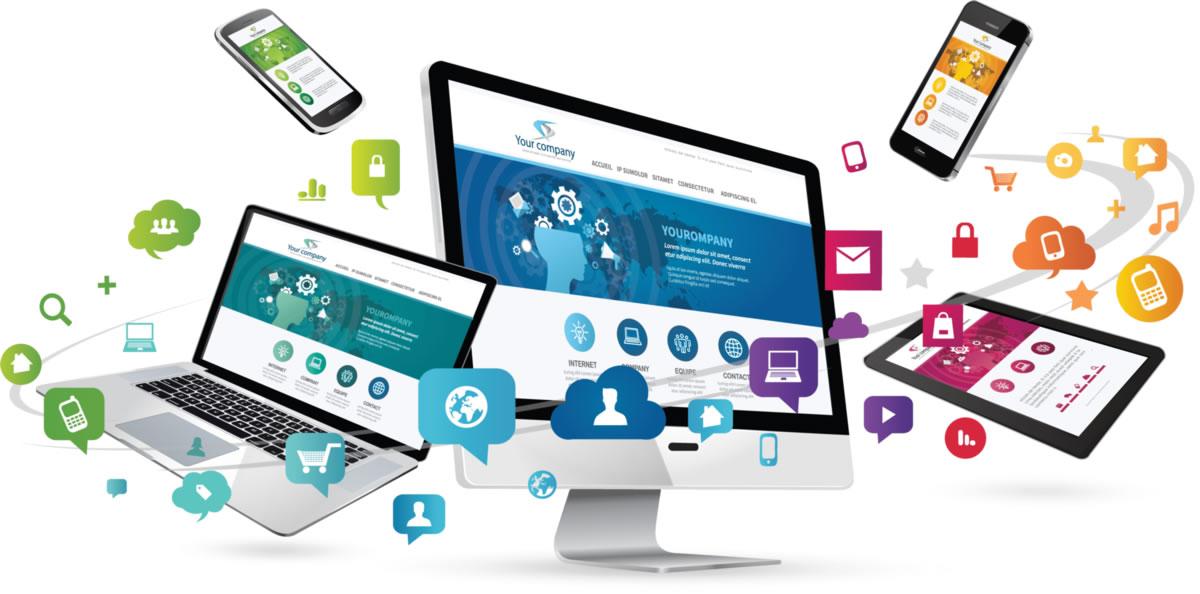 Creazione siti web dinamici e mobile.